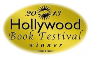HOLLYWOOD BOOK FESTIVAL BADGE